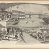 Regatta of the Harlem Rowing Association, June 26th, vol. 40, no. 1032, p. 336