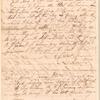 Unidentified correspondent to Major [Horatio] Gates