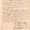Complaint of the Mukheekaunuck Tribe to the Governor of the Province of New York