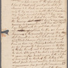 Letters to Alexander Anderson from his mother