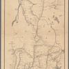 Railroad map of New England