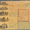 Schuyler County, New York, with plans of the villages
