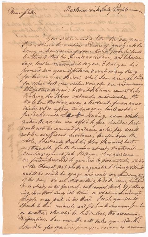 1766 july
