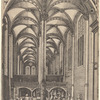 View in the Interior of St. Catherine's Church at Augsburg