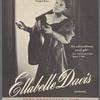 Concert handbill depicting soprano Ellabelle Davis