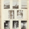 "Adios to B.A. ; The Yacht Club; Ptaschiuk, Russian Consul; Leo in the park opposite the Coliseo; On board the ""Antilles"" - Compagnie Francaise, Martinique from Trinidad"