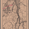 Map of the great pleasure route to Saratoga, Lake George, Adirondacks and the White Mountains: via the Delaware & Hudson Canal Co.'s Railroads, Lake George, Lake Champlian's steamers