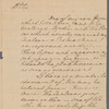 Letter to Col. [Timothy] Pickering
