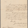 Letter to Richard Potts