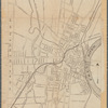 Elihu Geer's map of Hartford: from the latest surveys, July 1872