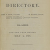New York City directory, 1875/76
