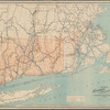 Map of the railroads of Connecticut: to accompany the report of the Railroad Commissioners