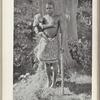 African pygmy Ota Benga and chimpanzee, vol. 19, no. 4, page 1378