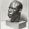 """Negro Head"" side view"