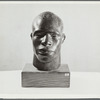 """Head of Negro"" front view"