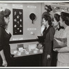 War workers visit War Project Board Conservation exhibit