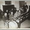 Children's drum class, Central Manhattan Music School