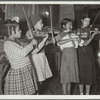 St John's Music, violin students