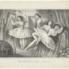 Die Garderobe des Ballets