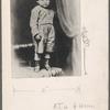 Arturo Toscanini, age 4