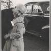 Arturo Toscanini and unidentified boy