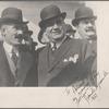 Arturo Toscanini and Enrico Caruso