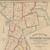 Driving road chart of Westchester County: compiled expressly for the Atlas of Westchester County, N.Y.
