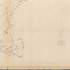 Sketch A, showing the primary triangulation in section no. 1, from 1844 to 1854: [New England coast]