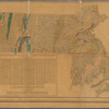 Topographical map of Massachusetts: compiled from astronomical, trigonometrical, and various local surveys
