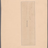 James Clurtan receipt for cash received from Washington