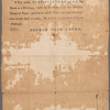 Certificate of discharge of Samuel Parson Matross from the American Army