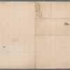 Draft of the New Road from No. 32 to No. 43