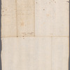 Letter from Robert and Thomas Lystun to Lewis Markham