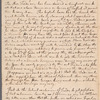 Lawrence Washington letter to unknown person