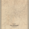 Benham's new map of the city of New Haven