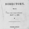 New York City directory, 1887/88