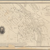 Map of the village of Rochester in 1820: as drawn by the publisher from actual survey published by Horatio N. Fenn, 1856