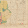 General geologic map of the area explored and mapped