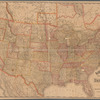 Rand, McNally & Co.'s new commercial map of the United States and Canada: showing all the railroads, counties and principal towns up to date constructed from the latest government and railroad surveys, 1883