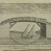 A bridge over the Merrimack River in the Commonwealth of Massachusetts.