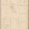 Sketch J showing the progress of the survey on the western coast of the United States, sections X & XI, from 1850 to 1854