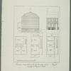 Inrednings ritning till ett vanligt litet boningshus af trad i Newyork Newyerssey och Pensylvania staterne