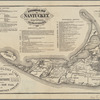 Historical map of Nantucket