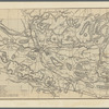 Road map of Berkshire Hills, Massachusetts: main road from Sheffield through Gt. Barrington, Stockbridge, Lenox, Pittsfield and Williamstown to North Adams and roads to adjoining villages