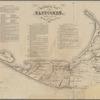 Historical map of Nantucket