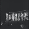Scene from the stage production West Side Story