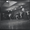 [B3-20] Dancers rehearsing the stage production West Side Story