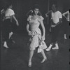 [B3-22B] Dancers in rehearsal for the stage production West Side Story