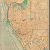 The Matthews-Northrup Co.'s new map of the city of Buffalo