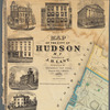 Map of the City of Hudson, N.Y.